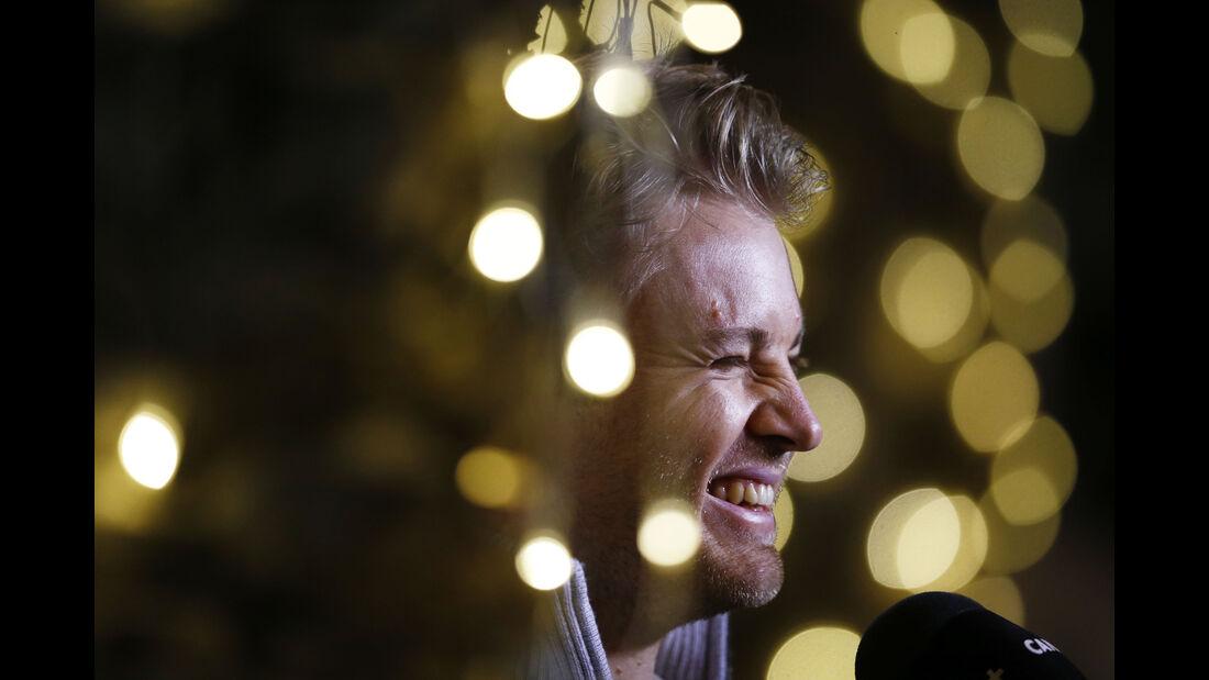 Nico Rosberg - Mercedes - Formel 1 - GP Bahrain - 2. April 2016