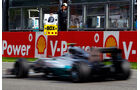 Nico Rosberg - Mercedes - Formel 1 - GP Belgien - Spa-Francorchamps - 22. August 2014