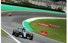 Nico Rosberg - Mercedes - Formel 1 - GP Brasilien- 14. November 2015