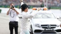 Nico Rosberg - Mercedes - Formel 1 - GP Deutschland - 30. Juli 2016