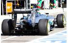 Nico Rosberg - Mercedes - Formel 1 - GP Deutschland - Hockenheim - 18. Juli 2014