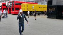 Nico Rosberg - Mercedes - Formel 1 - GP Italien - 4. September 2014