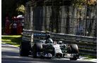 Nico Rosberg - Mercedes - Formel 1 - GP Italien - 6. September 2014