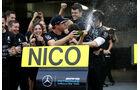 Nico Rosberg - Mercedes - Formel 1 - GP Japan 2016 - Suzuka