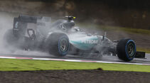 Nico Rosberg - Mercedes - Formel 1 - GP Japan - Suzuka - 25. September 2015