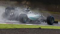Nico Rosberg - Mercedes - Formel 1 - GP Japan - Suzuka - 25. September 2015