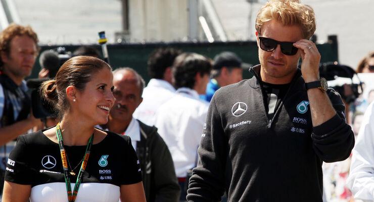 Nico Rosberg - Mercedes - Formel 1 - GP Kanada - Montreal - 4. Juni 2015