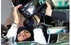 Nico Rosberg - Mercedes - Formel 1 - GP Kanada - Montreal - 5. Juni 2014