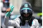 Nico Rosberg - Mercedes - Formel 1 - GP Kanada - Montreal - 7. Juni 2014