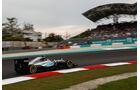 Nico Rosberg - Mercedes - Formel 1 - GP Malaysia - Qualifying - 1. Oktober 2016
