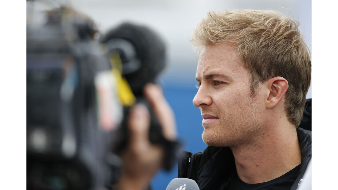 Nico Rosberg - Mercedes - Formel 1 - GP Mexiko - 27. Oktober 2016