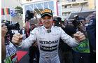 Nico Rosberg - Mercedes - Formel 1 - GP Monaco 2013