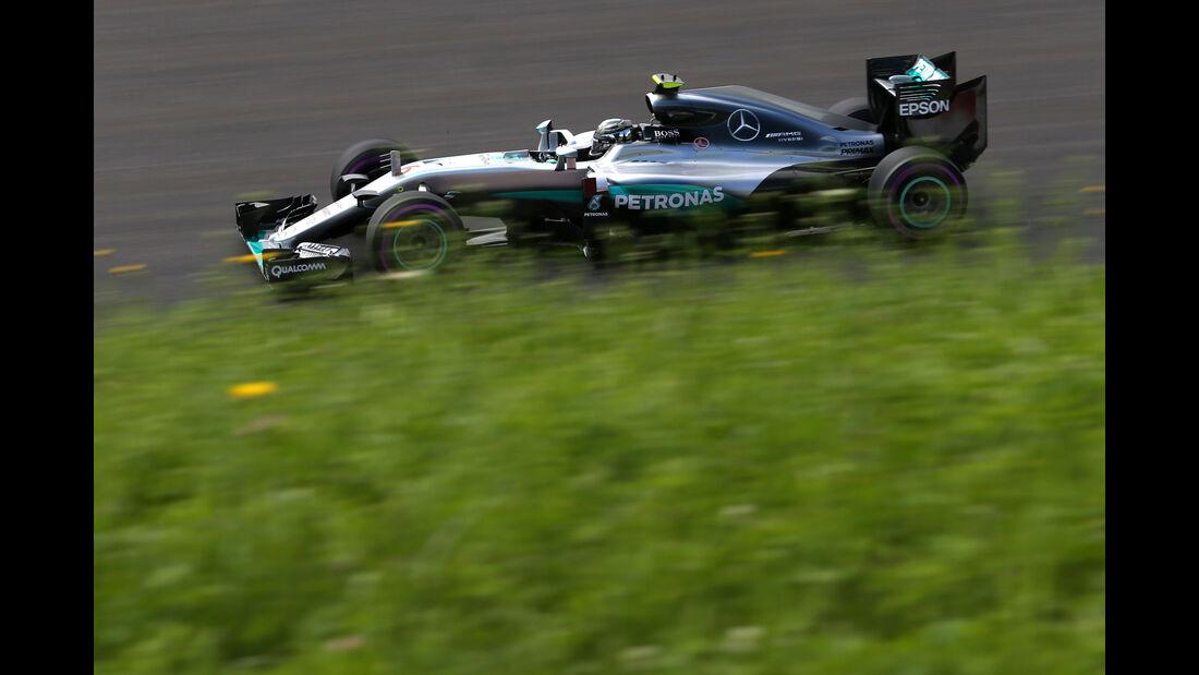Nico Rosberg - Mercedes - Formel 1 - GP Österreich - 1. Juli 2016