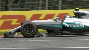 Nico Rosberg - Mercedes - Formel 1 - GP Österreich - 3. Juli 2016