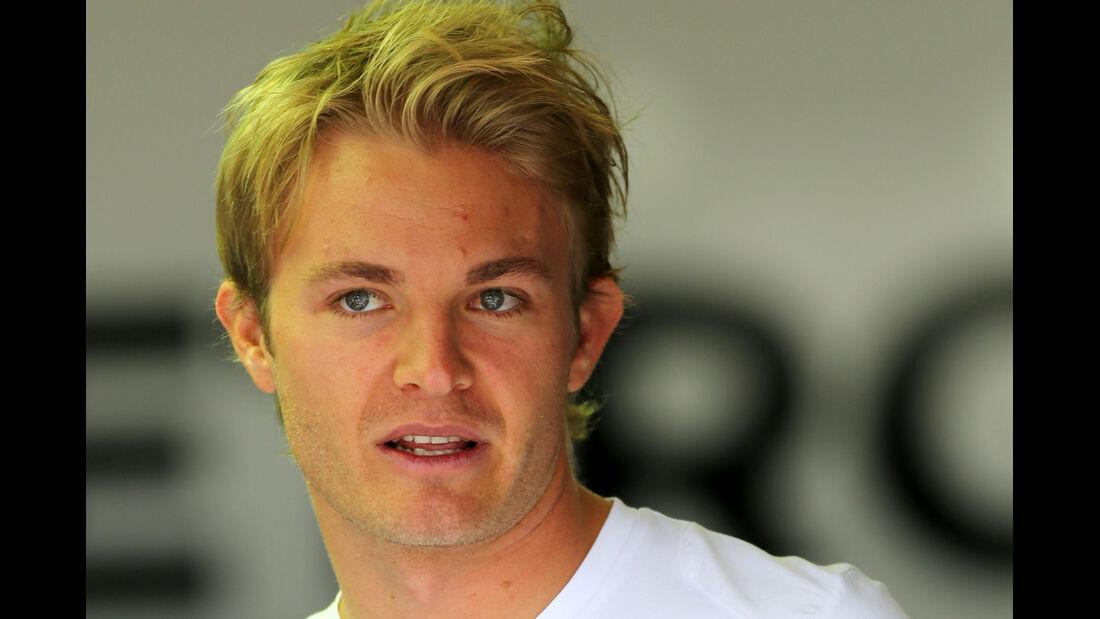 Nico Rosberg - Mercedes - Formel 1 - GP Österreich - Spielberg - 19. Juni 2014