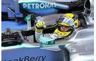 Nico Rosberg - Mercedes - Formel 1 - GP Spanien - 11. Mai 2013