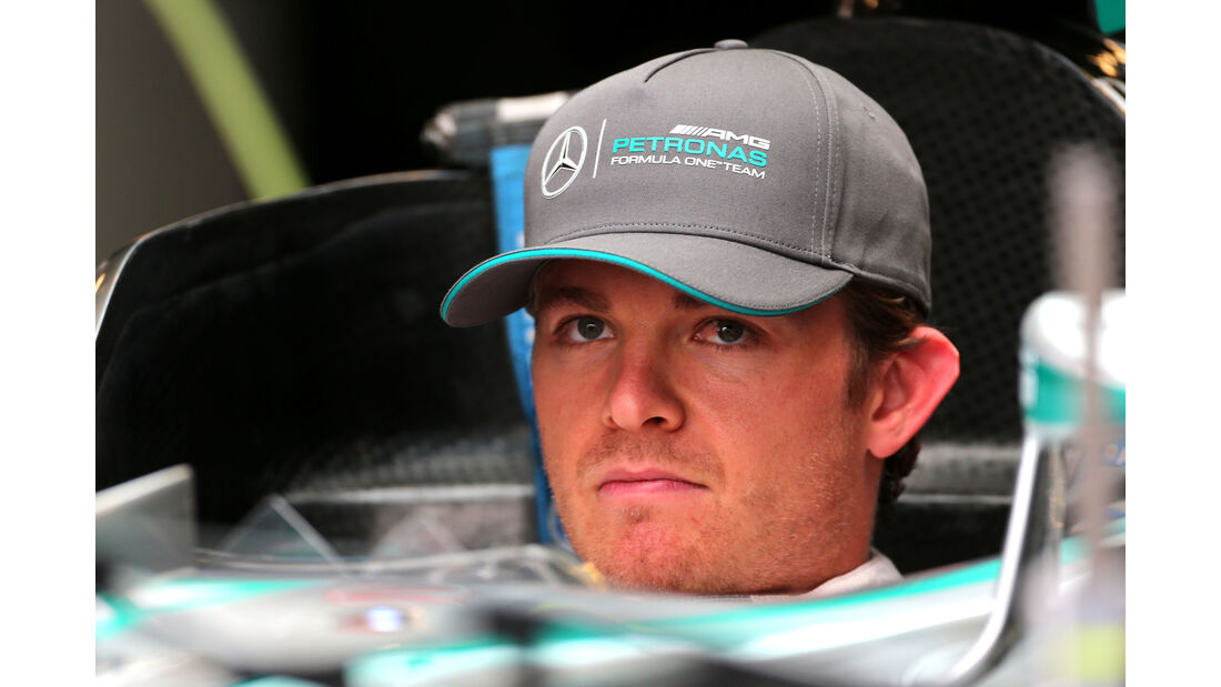 Nico Rosberg - Mercedes - Formel 1 - GP USA - Austin - 22. Oktober 2015