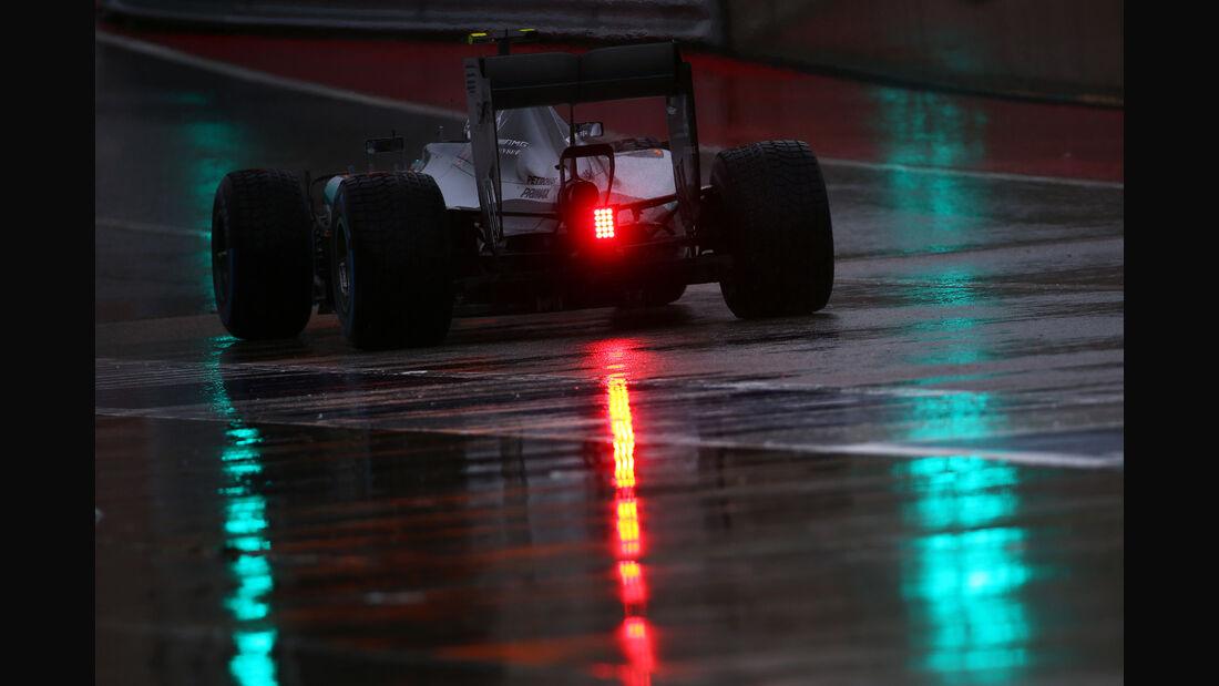 Nico Rosberg - Mercedes - Formel 1 - GP USA - Austin - Formel 1 - 24. Oktober 2015