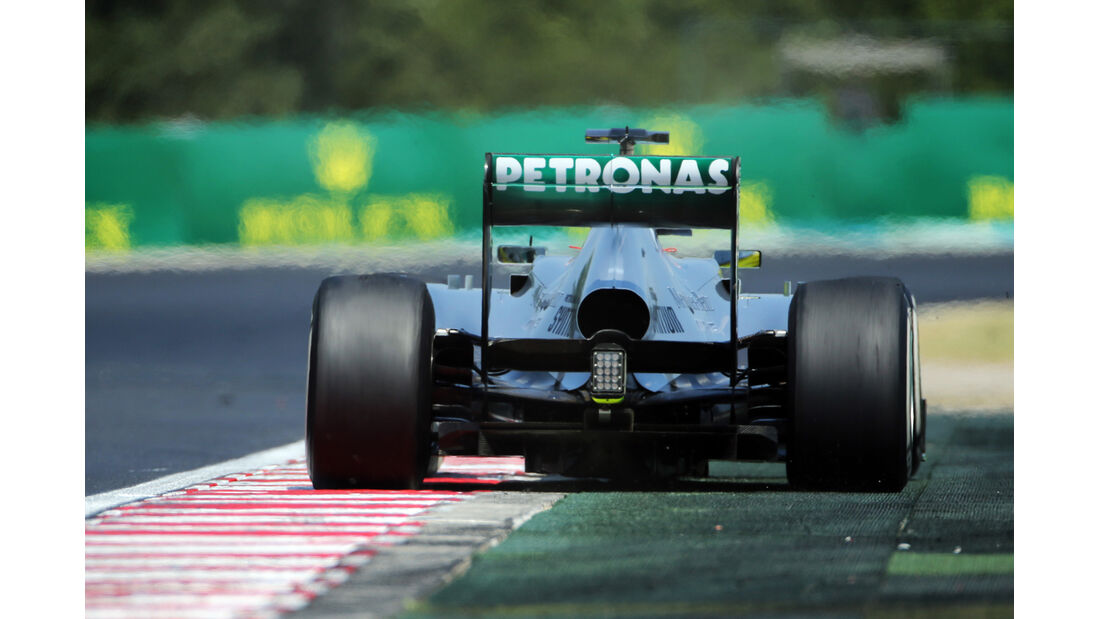 Nico Rosberg - Mercedes - Formel 1 - GP Ungarn 2013