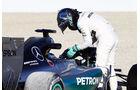 Nico Rosberg - Mercedes - Formel 1-Test - Barcelona - 22. Februar 2015