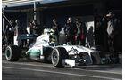 Nico Rosberg - Mercedes - Formel 1 - Test - Jerez - 7. Februar 2013