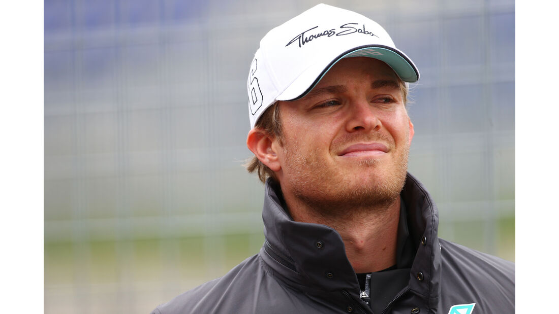 Nico Rosberg - Mercedes - Formel 1 - Test - Spielberg - 23. Juni 2015