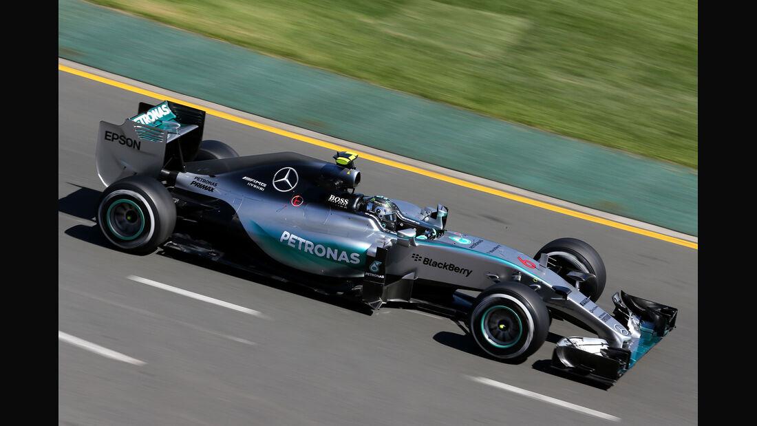 Nico Rosberg - Mercedes - GP Australien 2015