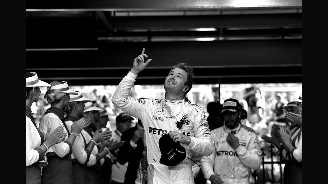 Nico Rosberg - Mercedes - GP Australien 2016