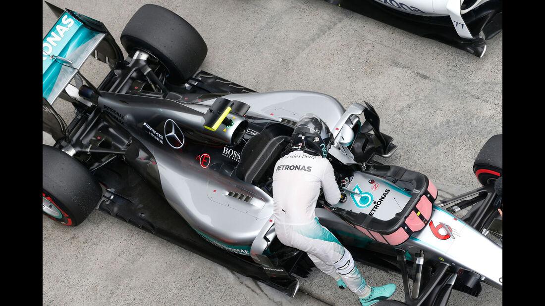 Nico Rosberg - Mercedes - GP China 2016 - Shanghai - Qualifying - 16.4.2016
