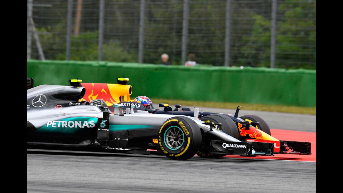 Nico Rosberg - Mercedes - GP Deutschland 2016