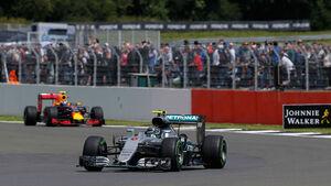 Nico Rosberg - Mercedes - GP England 2016 - Silverstone