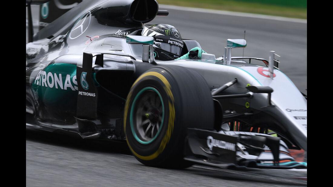 Nico Rosberg - Mercedes - GP Italien 2016
