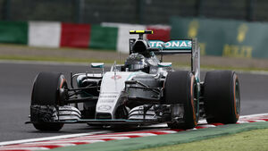 Nico Rosberg - Mercedes - GP Japan 2015