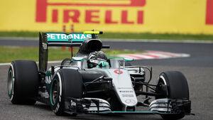 Nico Rosberg - Mercedes - GP Japan - Suzuka