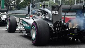 Nico Rosberg - Mercedes - GP Kanada 2016