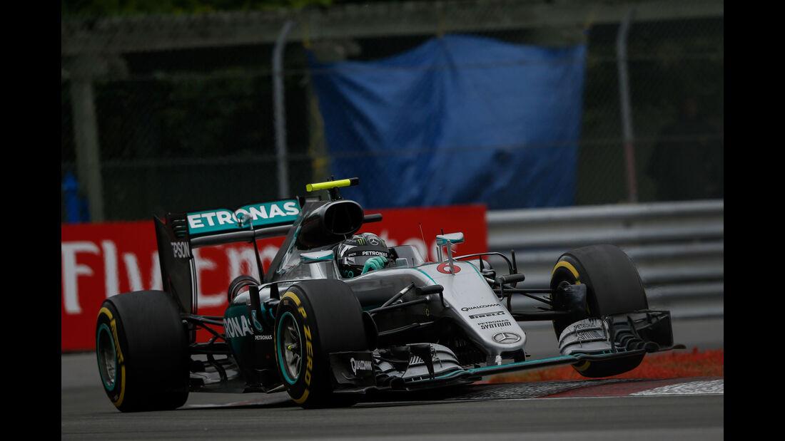 Nico Rosberg - Mercedes - GP Kanada 2016 - Montreal