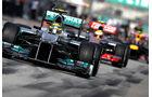 Nico Rosberg - Mercedes - GP Malaysia 2012