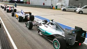 Nico Rosberg - Mercedes - GP Malaysia 2015