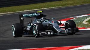 Nico Rosberg - Mercedes - GP Malaysia - Freitag - 30.9.2016