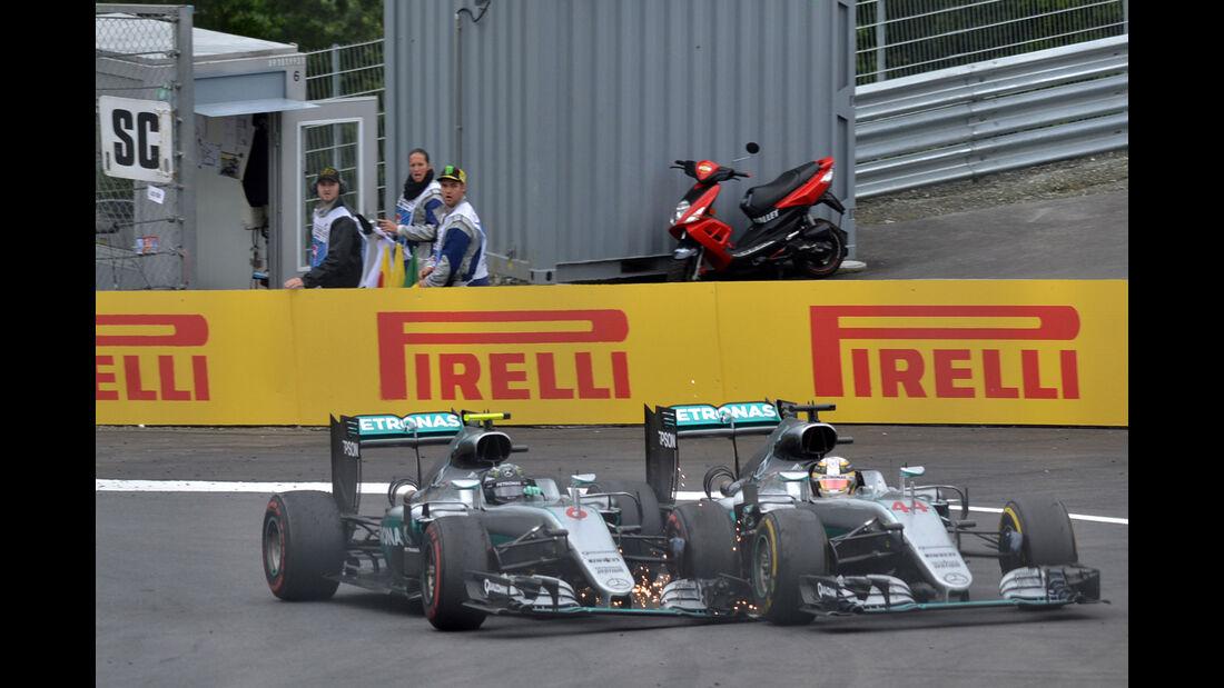 Nico Rosberg - Mercedes - GP Österreich 2016