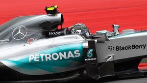 Nico Rosberg - Mercedes - GP Österreich - Formel 1 - Freitag - 19.6.2015