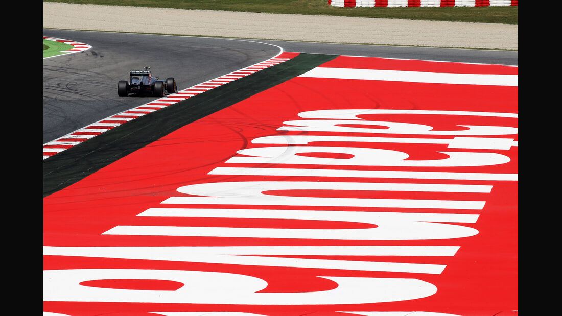 Nico Rosberg - Mercedes - GP Spanien - 12. Mai 2012