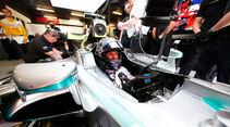 Nico Rosberg - Mercedes - GP Spanien - Qualifying - Samstag - 9.5.2015