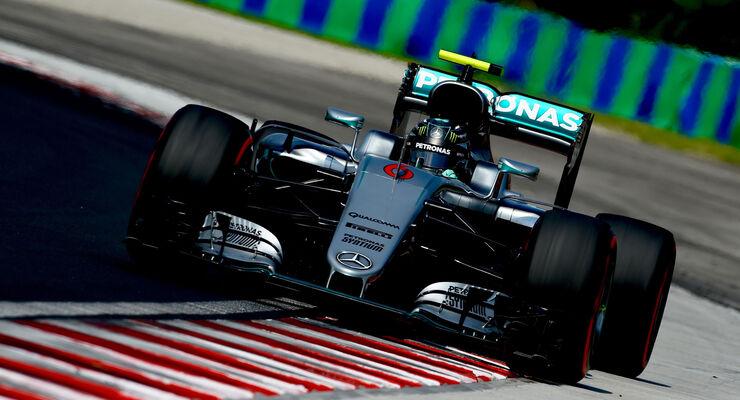 Nico Rosberg - Mercedes - GP Ungarn - 23. Juli 2016