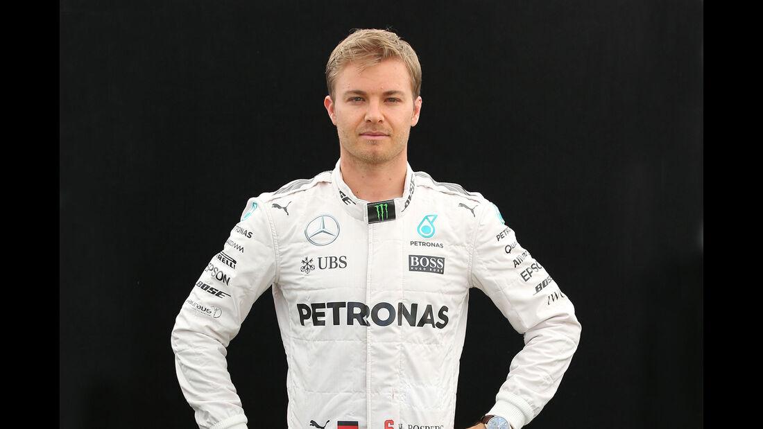 Nico Rosberg - Mercedes - Porträt - Formel 1 - 2016