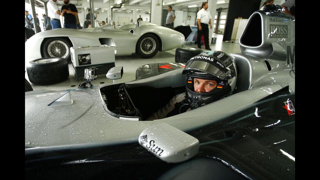 Nico Rosberg - Mercedes Track Day - Hockenheim - 28. Juni 2016