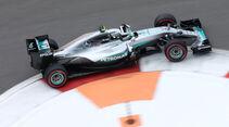 Nico Rosberg - Mercedes W07 - GP Russland 2016