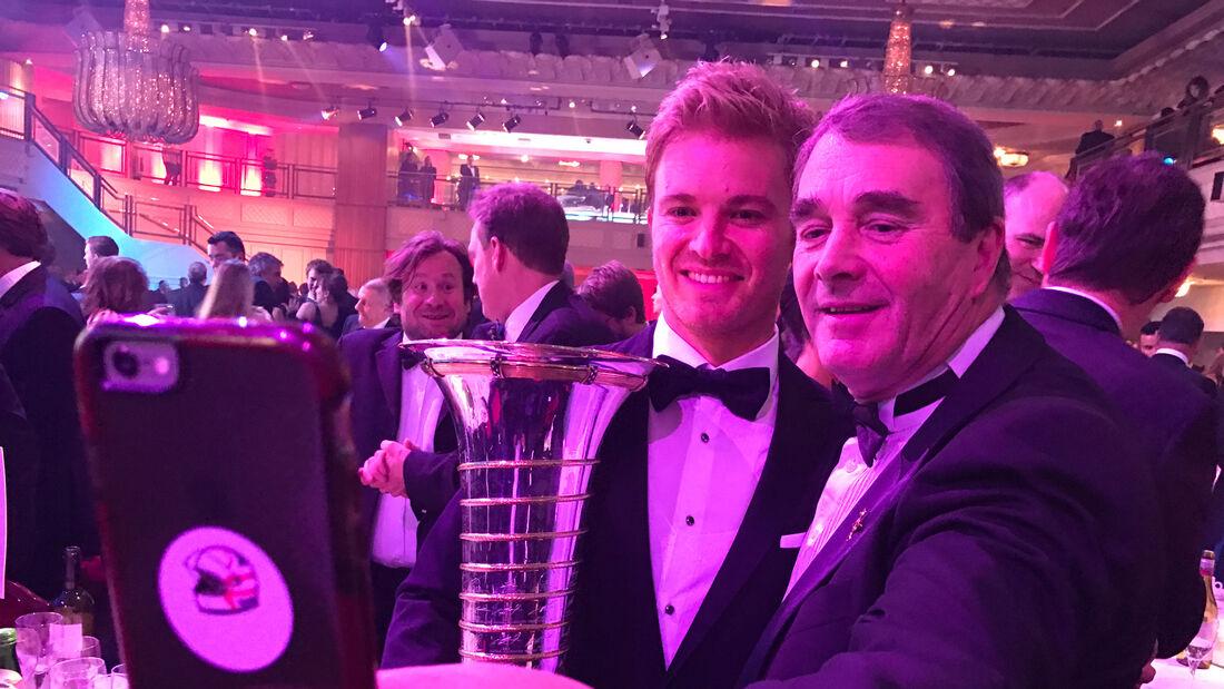 Nico Rosberg - Nigel Mansell