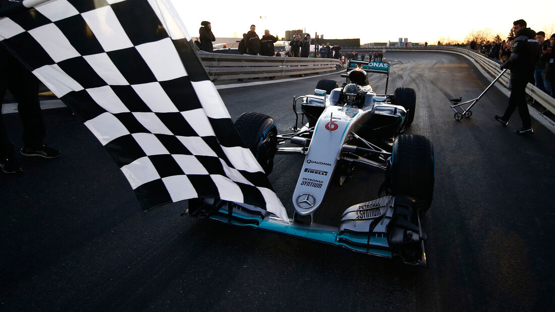 Nico Rosberg - Sindelfingen - Mercedes-Meisterparty 2016
