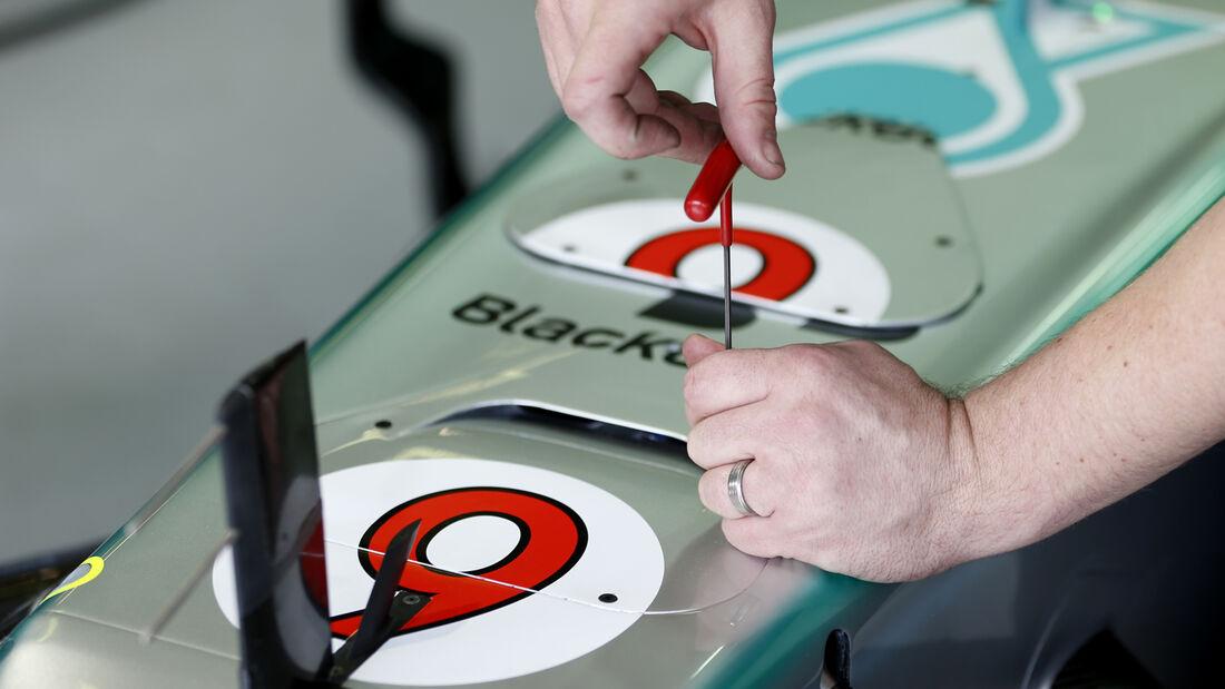 Nico Rosberg - Startnummer 2013